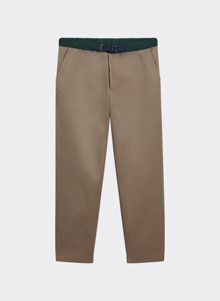 Headlight Trousers Cotton Twil Washed