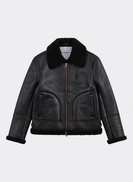 Hokkaido Jacket Shearling