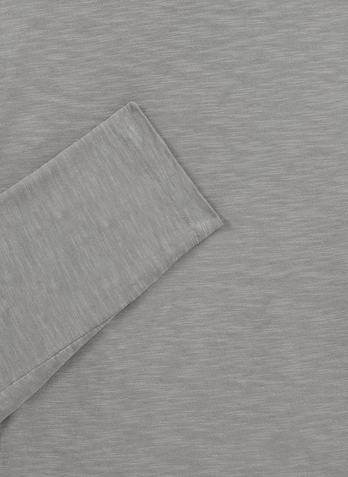 Rolled Regular Tee Velva Sheen