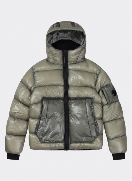 Down Jacket Shell Dyed CP Company