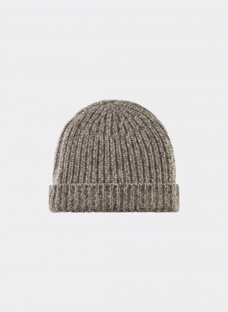 Beanie in Recycled Cashmere Roberto Collina
