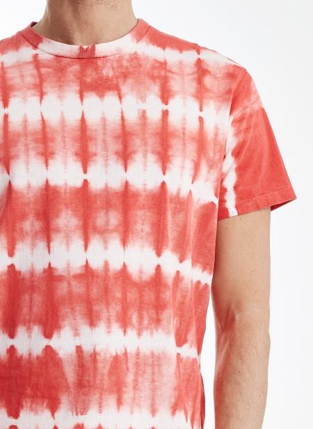 T Shirt Tie Dye Velva Sheen