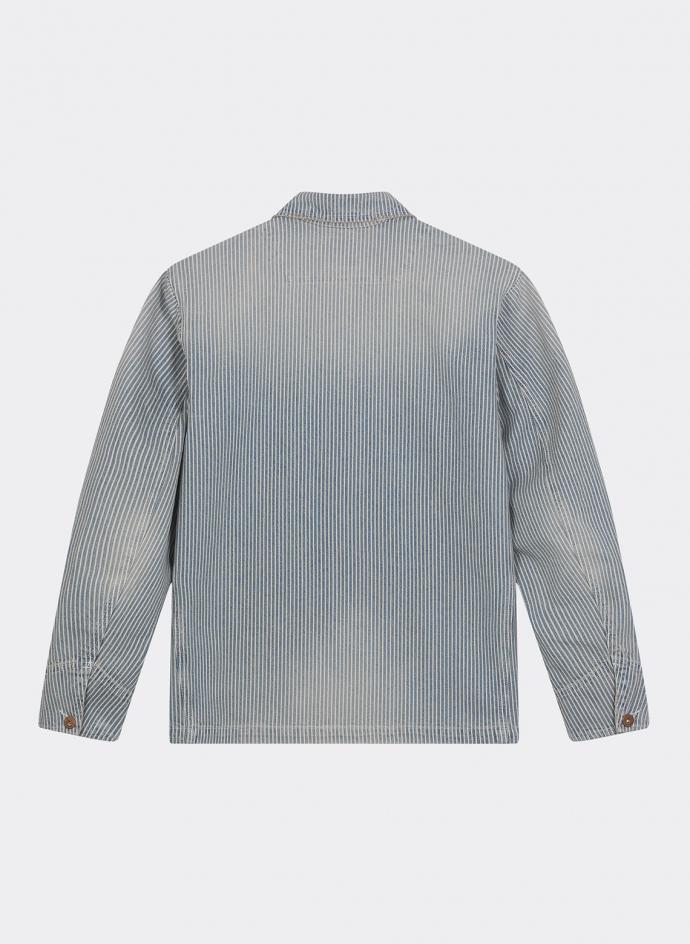 Aviatic Jacket Japanese Hickoree Stripe