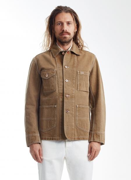 Aviatic Japanese Canvas Jacket