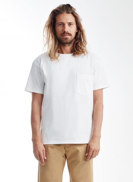 A Vontade T Shirt 7.5oz Tube Pocket