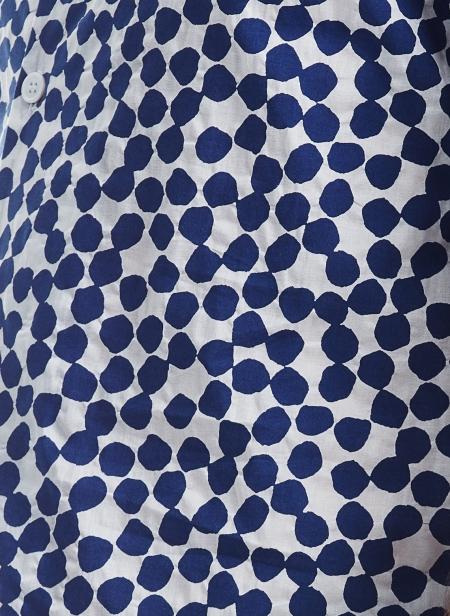 Aviatic Shirt Japanese Dots