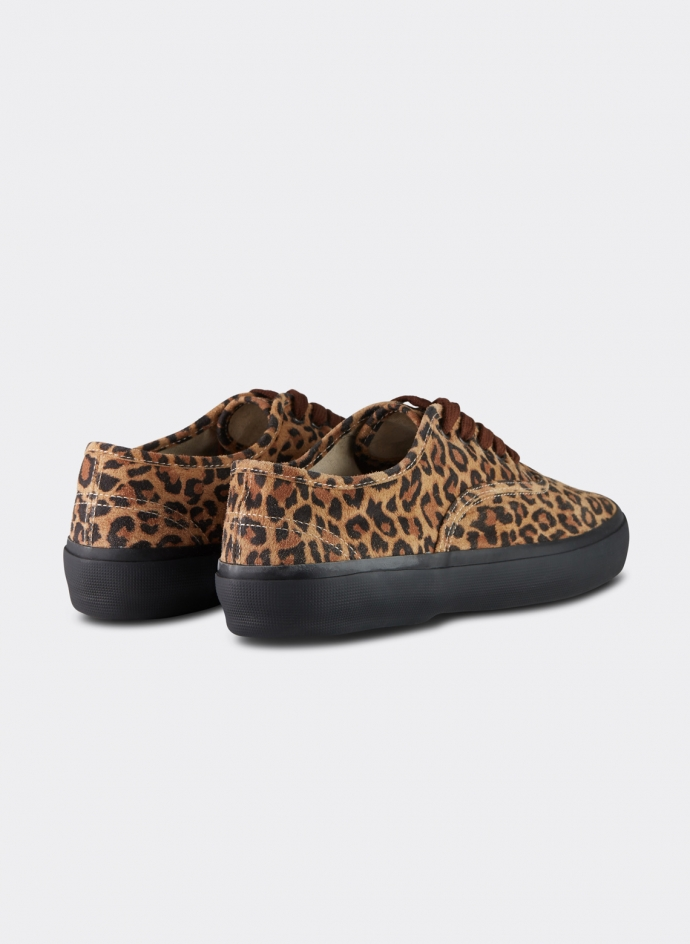 Reproduction Of Found Leopard Trainers