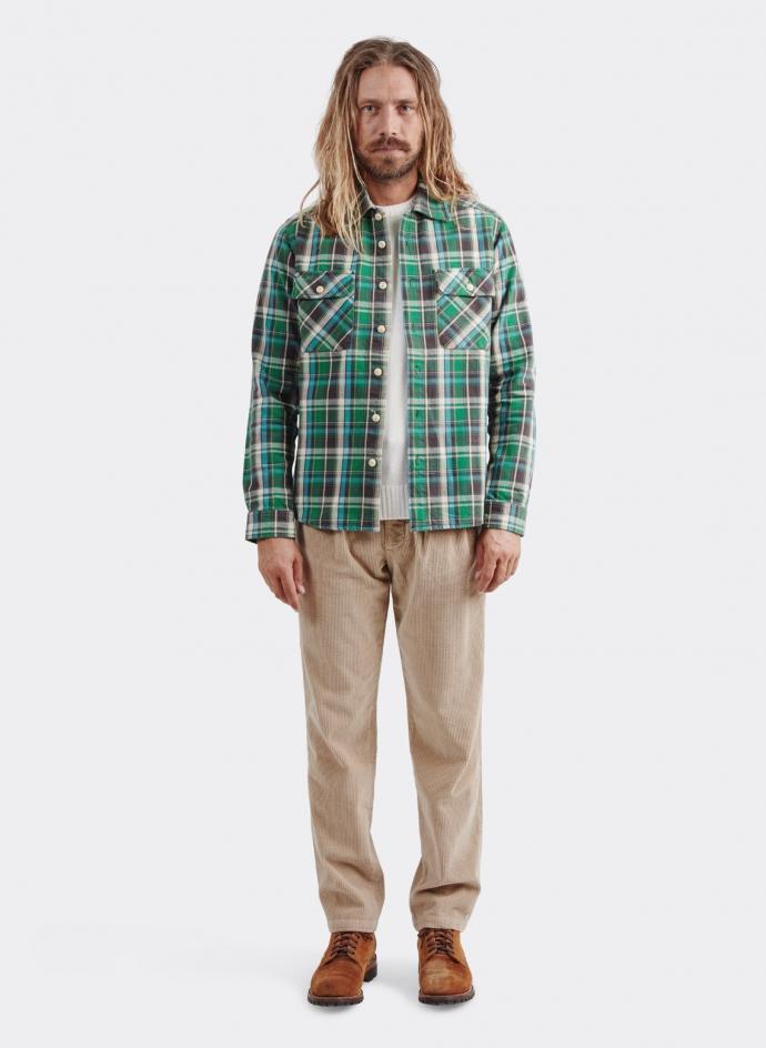 Aviatic Corduroy Trousers 10wale
