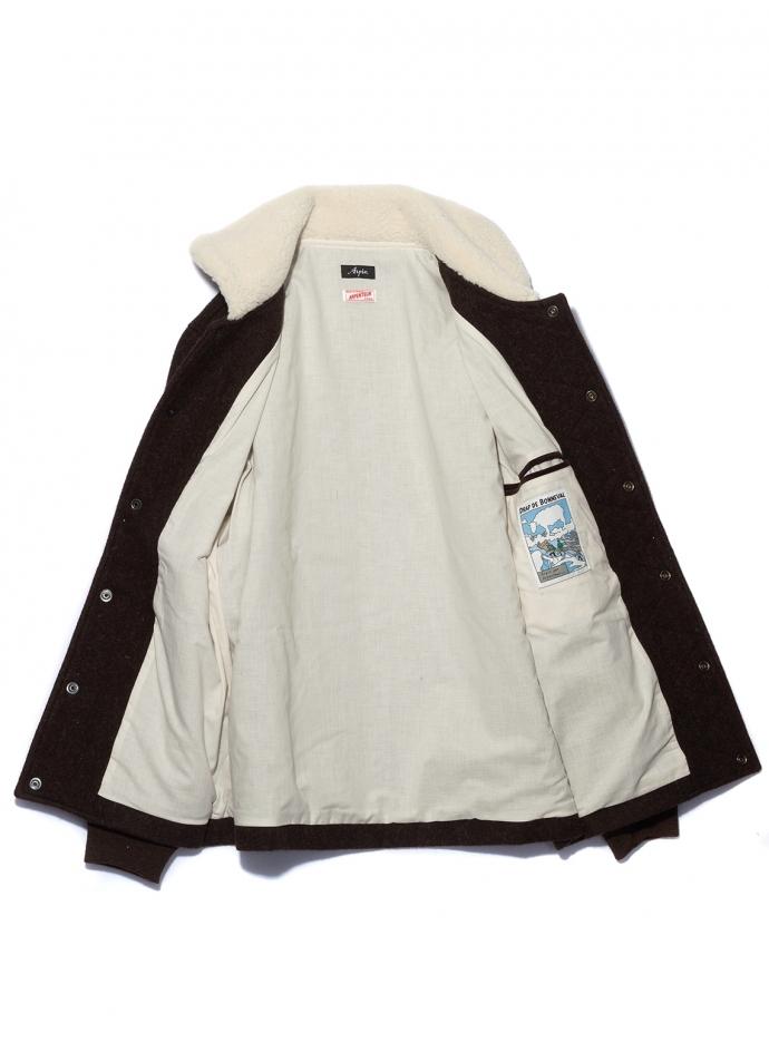 Snap Jacket Bonneval Arpin Arpenteur