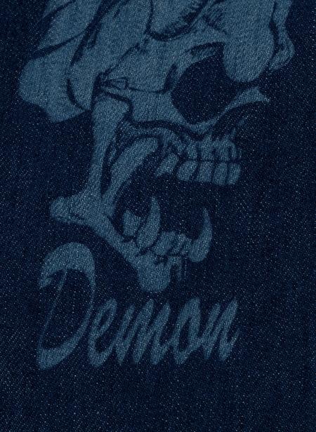 Denim Souvenir Jacket Momotaro Jeans