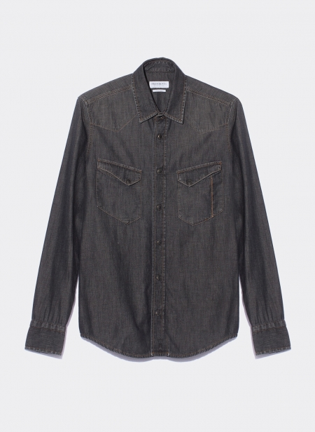 Gregory Western Shirt Washed President's