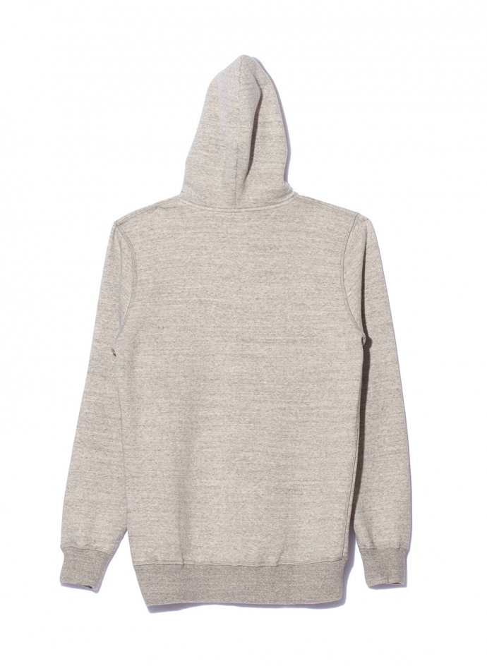 Hooded Japanese Sweater Embroidery
