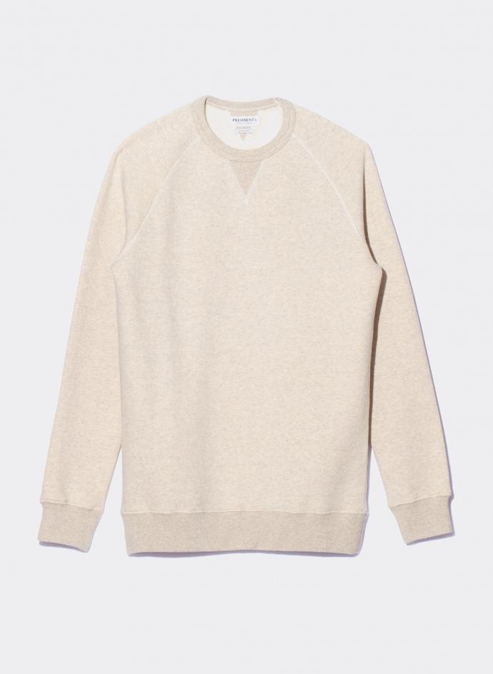 Crew Neck Japanese Sweater President's