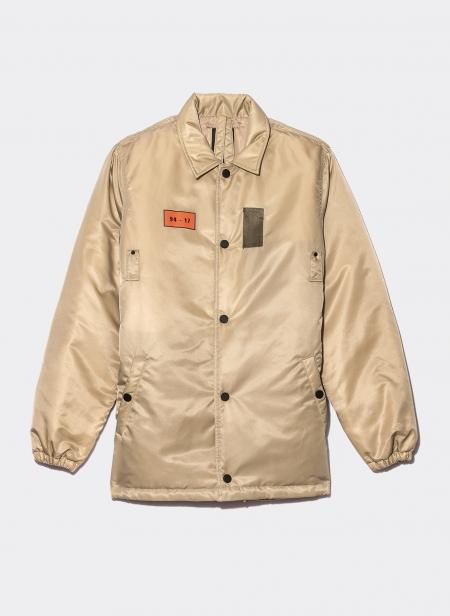 Oversized Ma Coach Jacket PRIMALOFT Maharishi