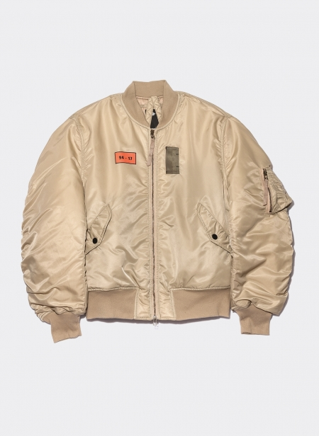 MA1 Nylon Flight Jacket Maharishi
