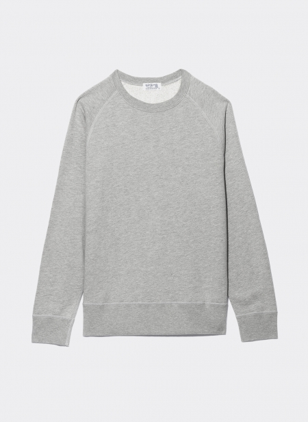 8 Oz Crew Neck Sweatshirt Velva Sheen