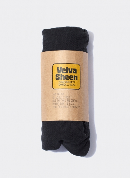 Rolled Regular Tee Shirt Velva Sheen