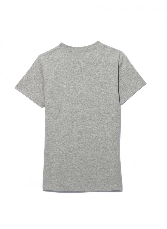 Pack 2 Tee Shirts Col Rond Velva Sheen