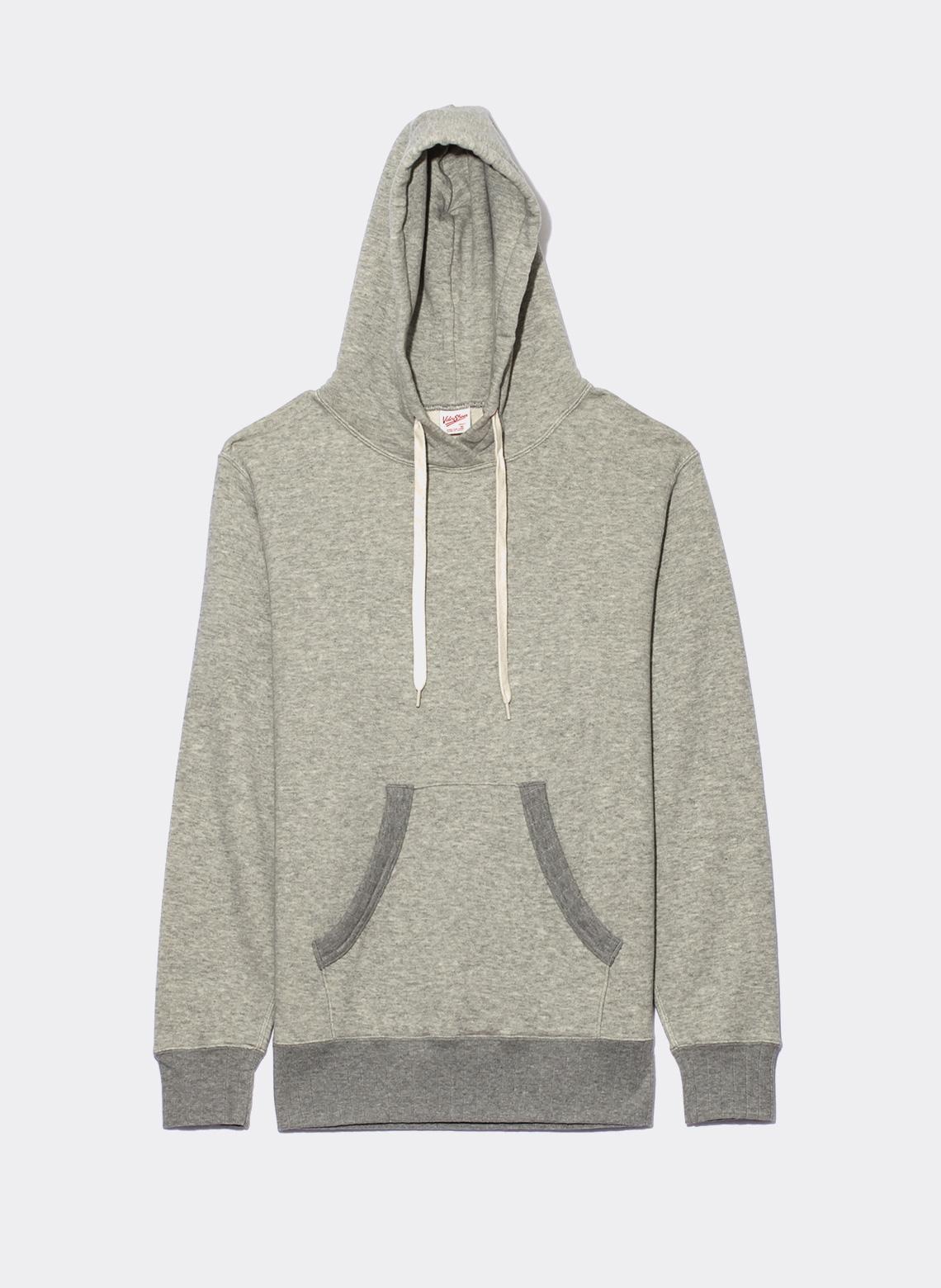 Loopwheeler hoodie