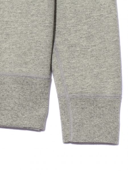 10oz Wv Loopback Fleece Raglan Sweatshirt Velva Sheen