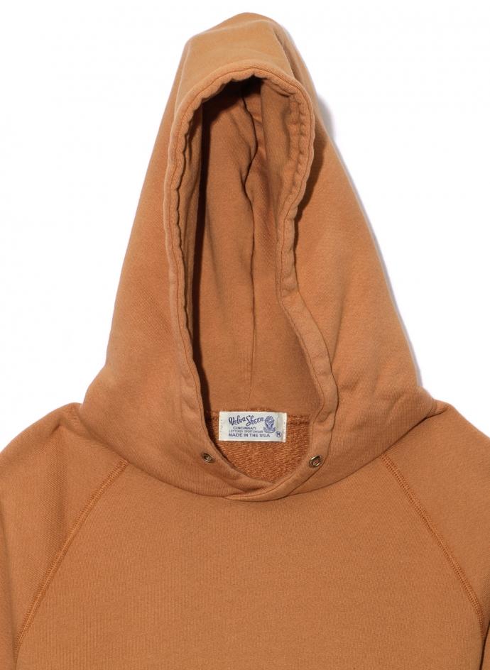 8 Oz. Pullover Hoodie Velva Sheen