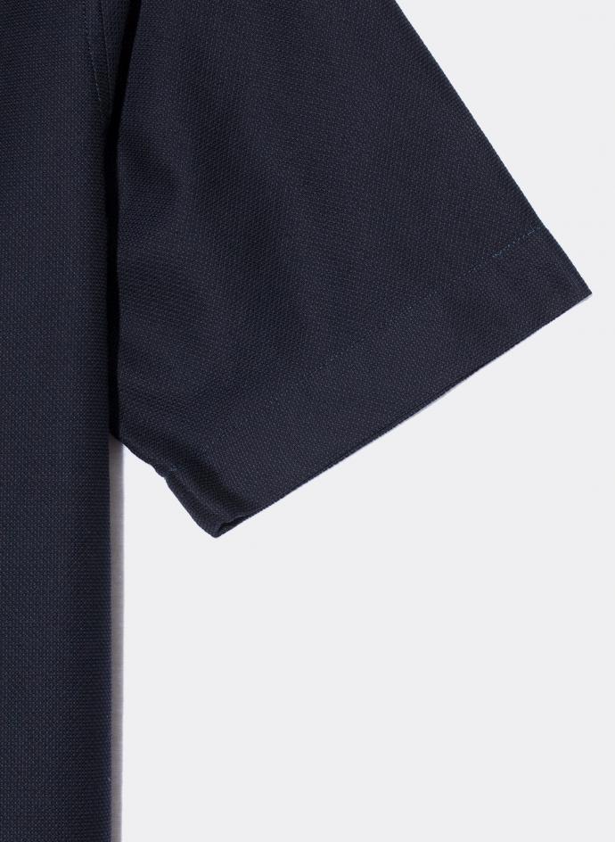 Short Sleeve Collar Shirt Sunspel