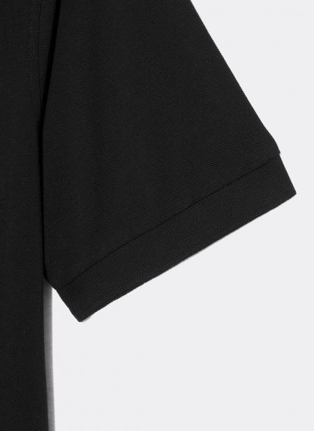 Short Sleeve Pique Polo Sunspel