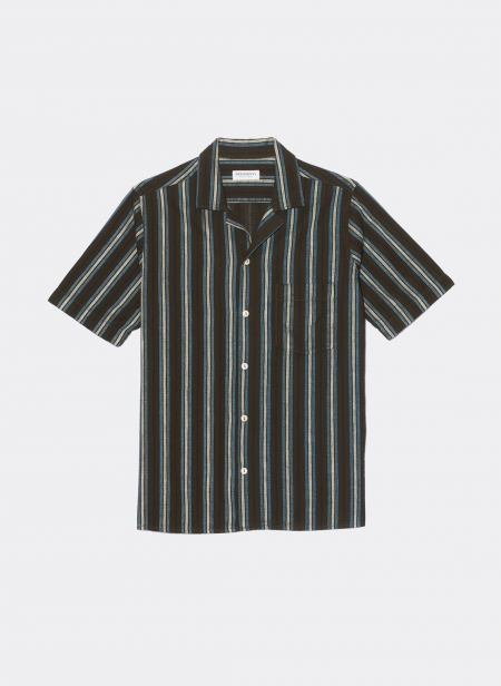"Hawaian Stripe Washed ""rangi"" President's"