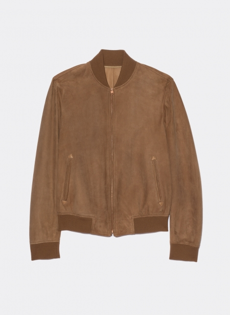 Bomber Light Suede President's