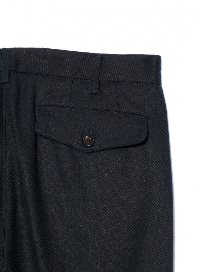 """Chino """" Colony """" Japanese Cotton Linen President's"""