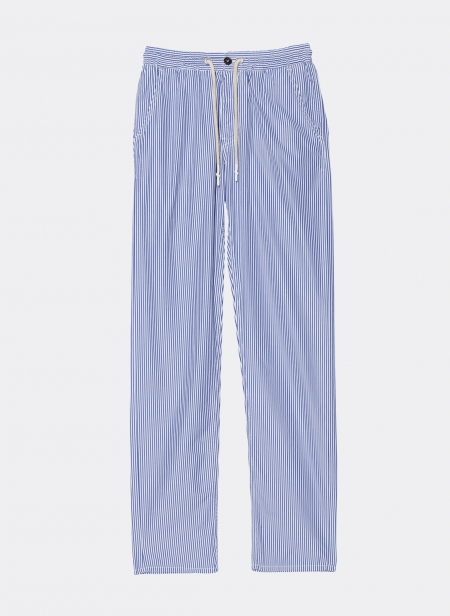 "Trouser ""Tripoli"" Giza Cotton Stick Washed President's"
