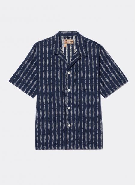 Frankie's Shirt Apache Pattern Nigel Cabourn Lybro