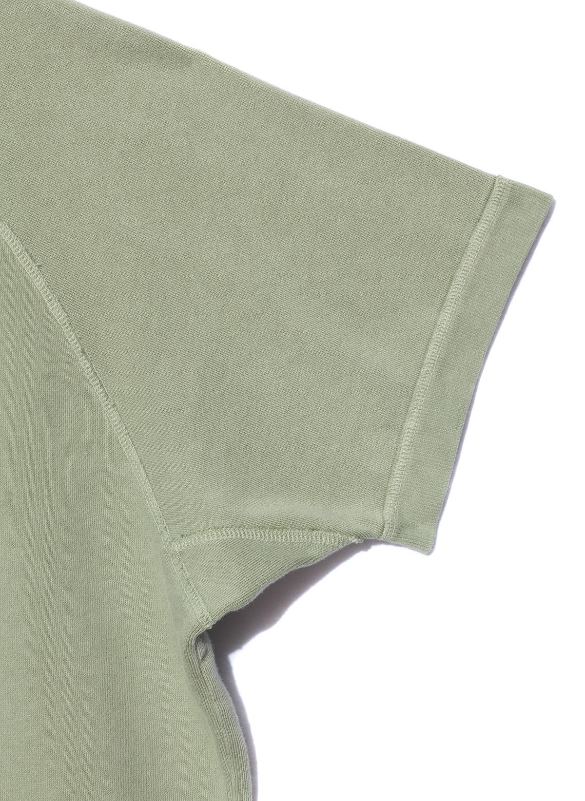 0bc983549329 ... Short Sleeve Crew Cotton Loopback Nigel Cabourn Lybro ...