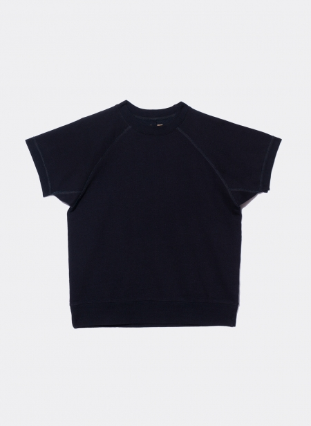 Short Sleeve Crew Cotton Loopback Nigel Cabourn Lybro